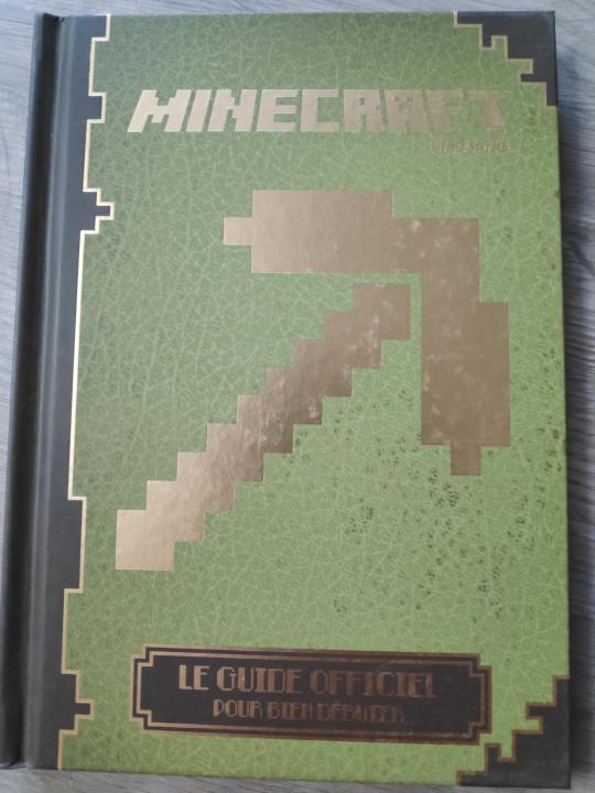 Image article Minecraft : le guide officiel pour bien débuter