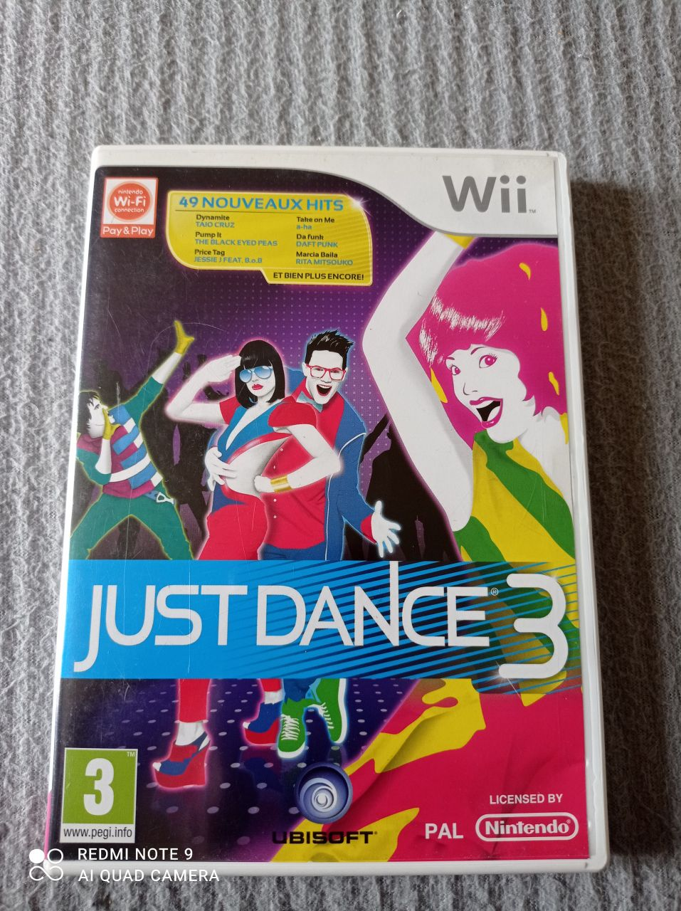 Image article Nintendo - Wii - Just dance 3