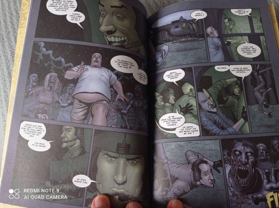 Image article BD - Zombie tales - Tome 3 - Bon appétit