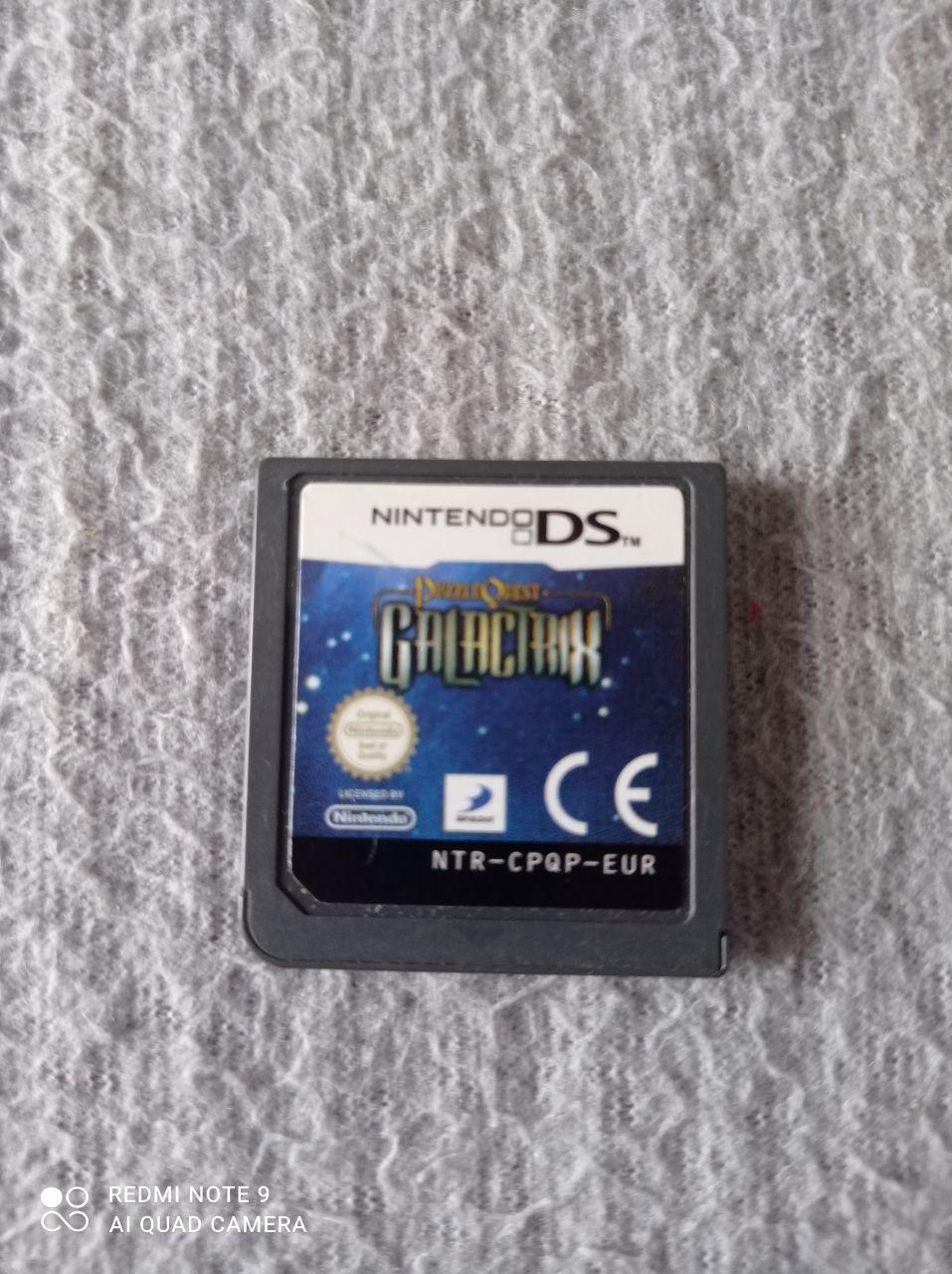 Image article Nintendo - DS - Puzzle Quest Galactrix