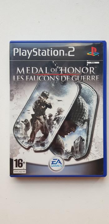 Image article Metal of Honnor - Les faucons de guerre