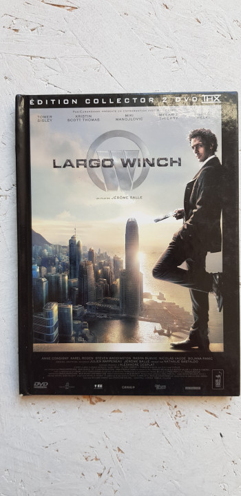 Image article Largo winch DVD