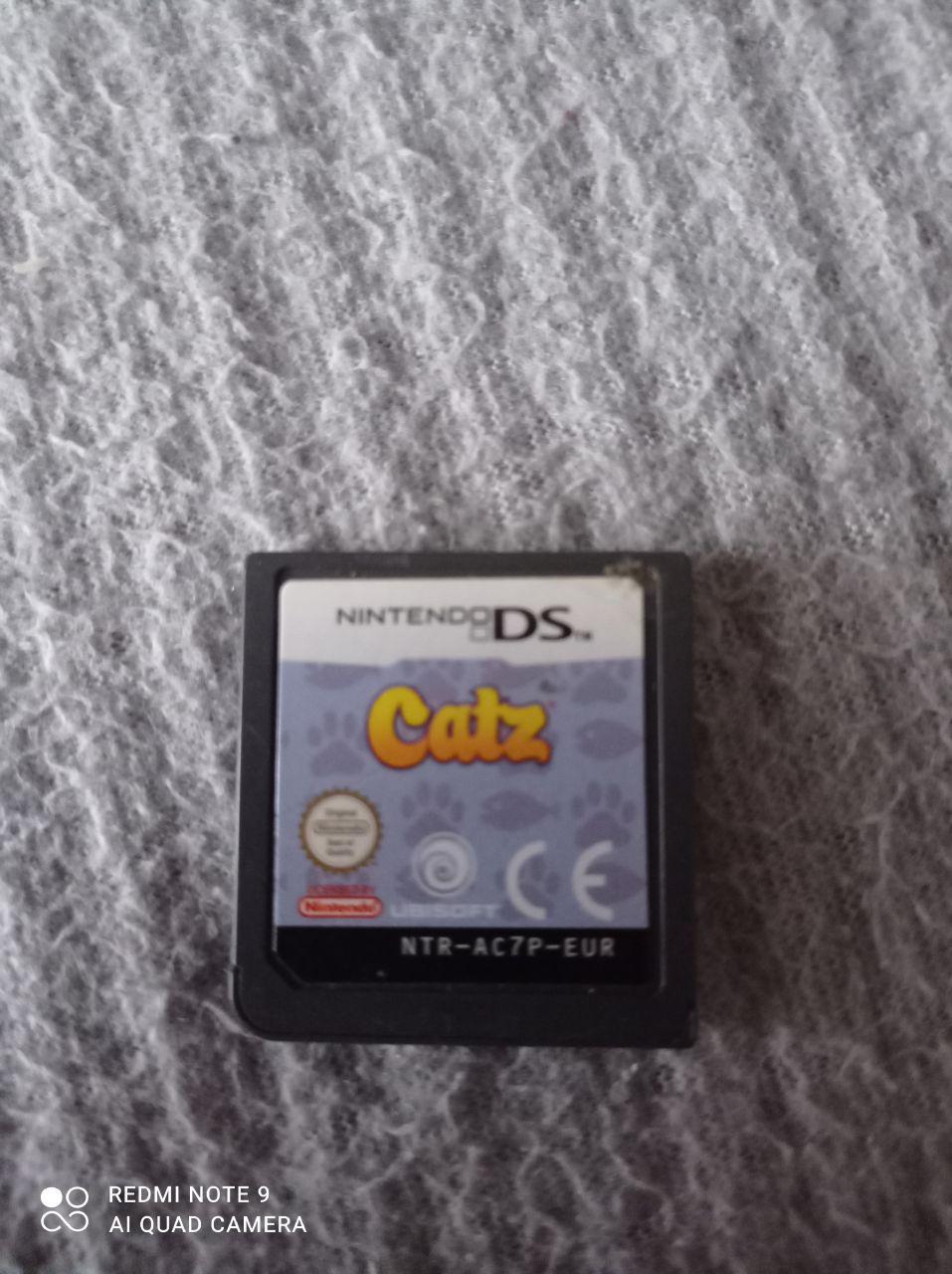 Image article Nintendo - DS - Catz