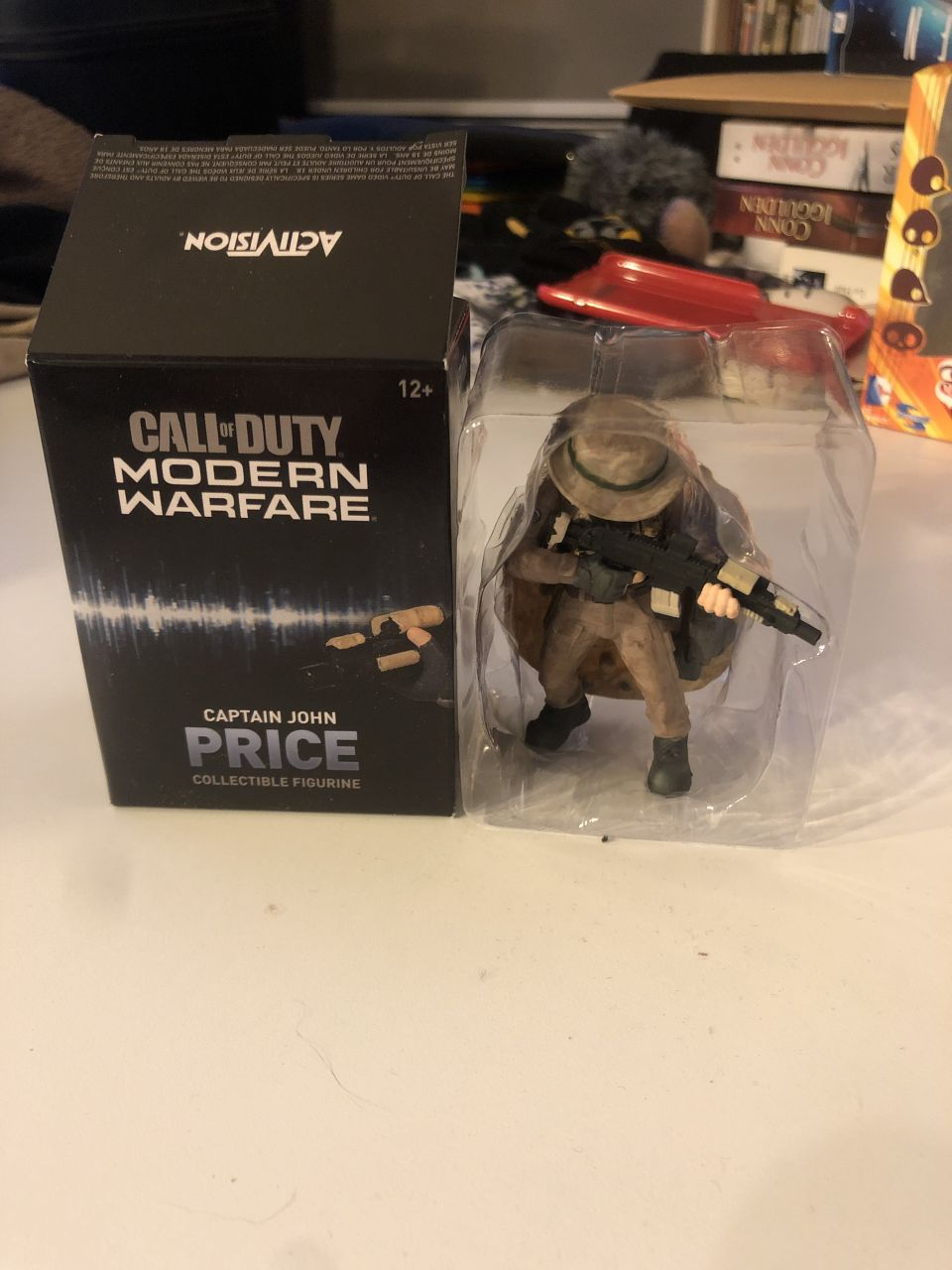 Image article Figurine Call of duty