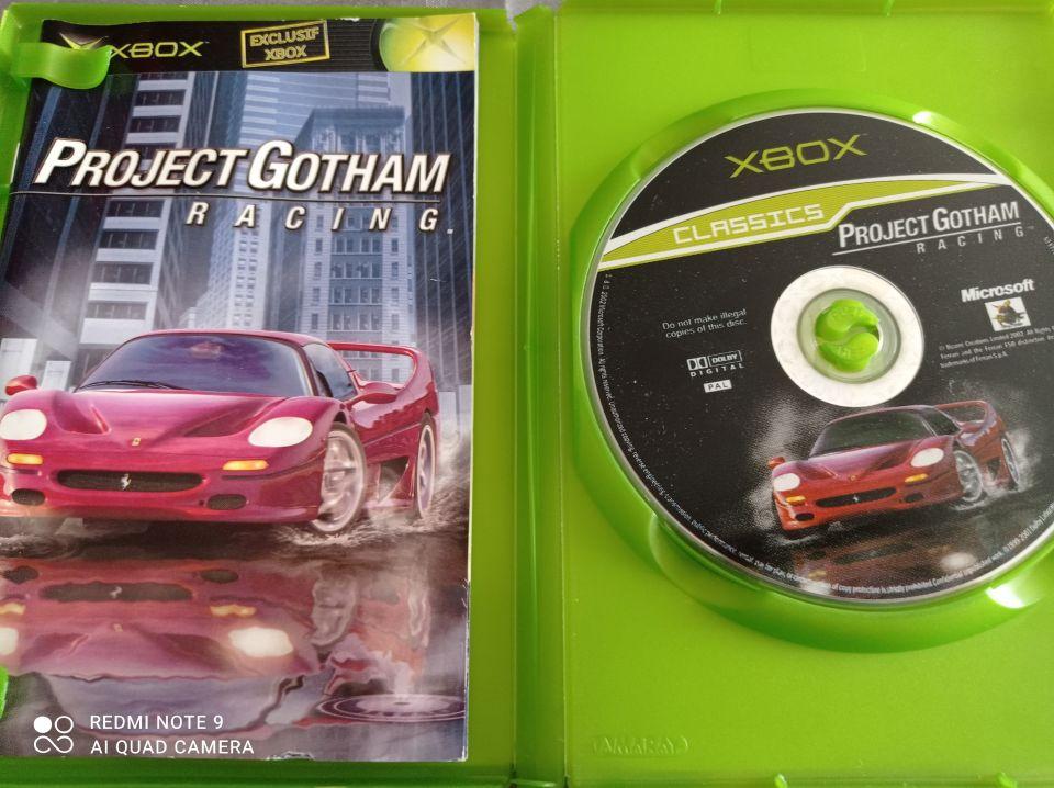Image article Microsoft - Xbox - Project Gotham racing