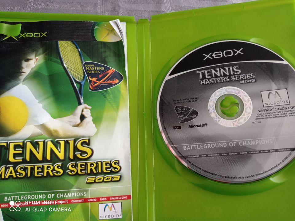 Image article Microsoft - Xbox - Tennis masters series 2003