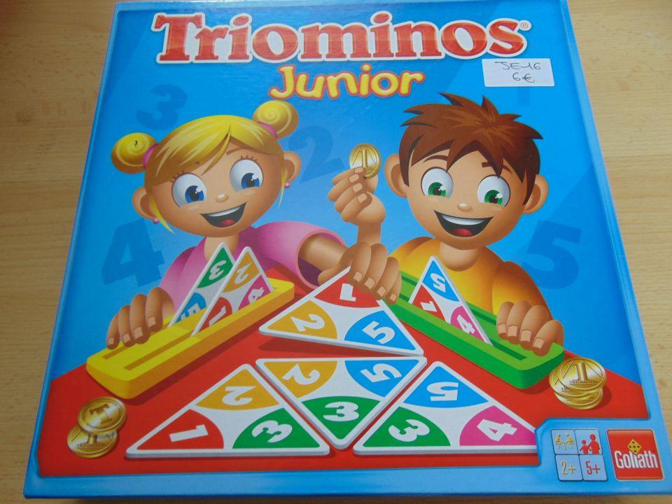 Image article JE16 - Triominos junior