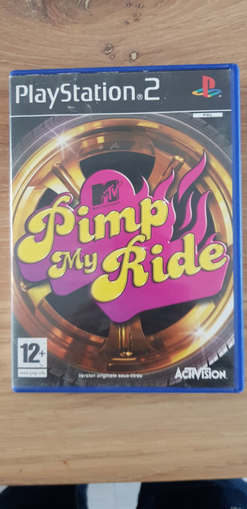 Image article Pimp my ride ps2