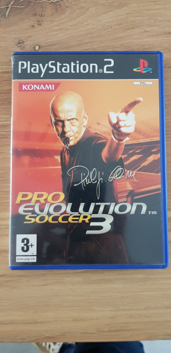 Image article PES 3 sur PlayStation2