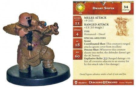 Image article Dwarf Sniper #03 Blood War