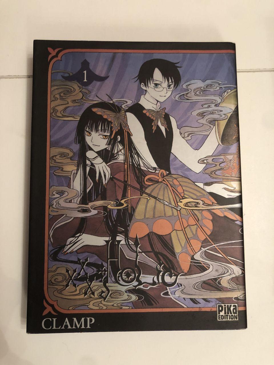Image article Manga Xxx Holic