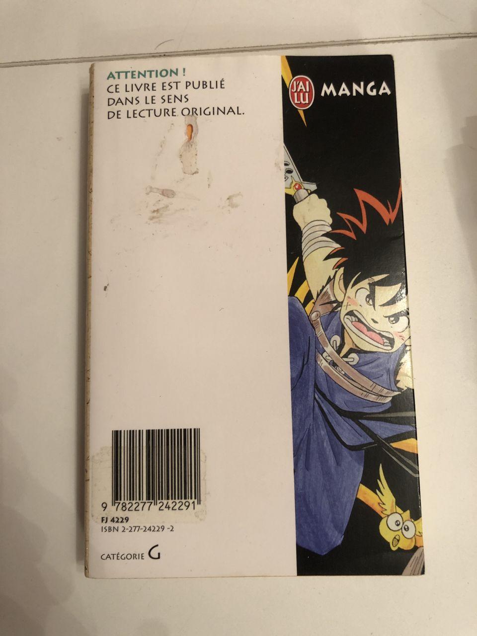 Image article Manga Fly