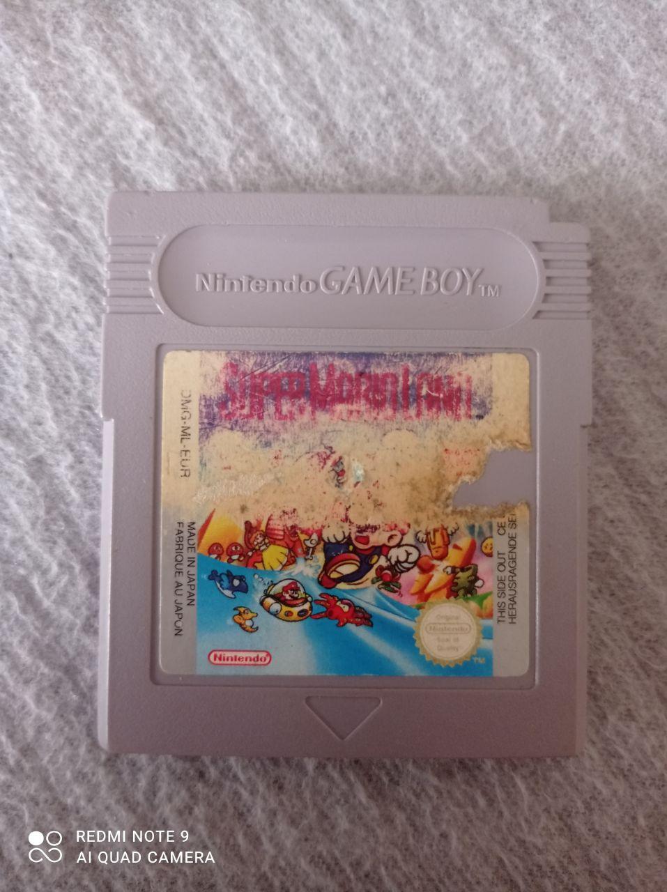 Image article Nintendo - Game boy - Super Mario land