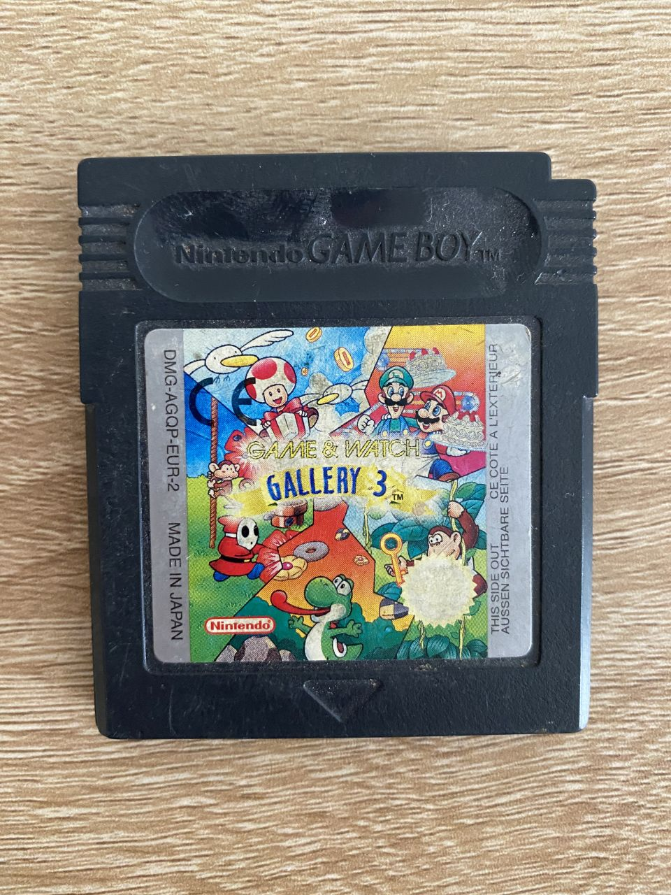 Image article Game&Watch Gallery 3 (FR)