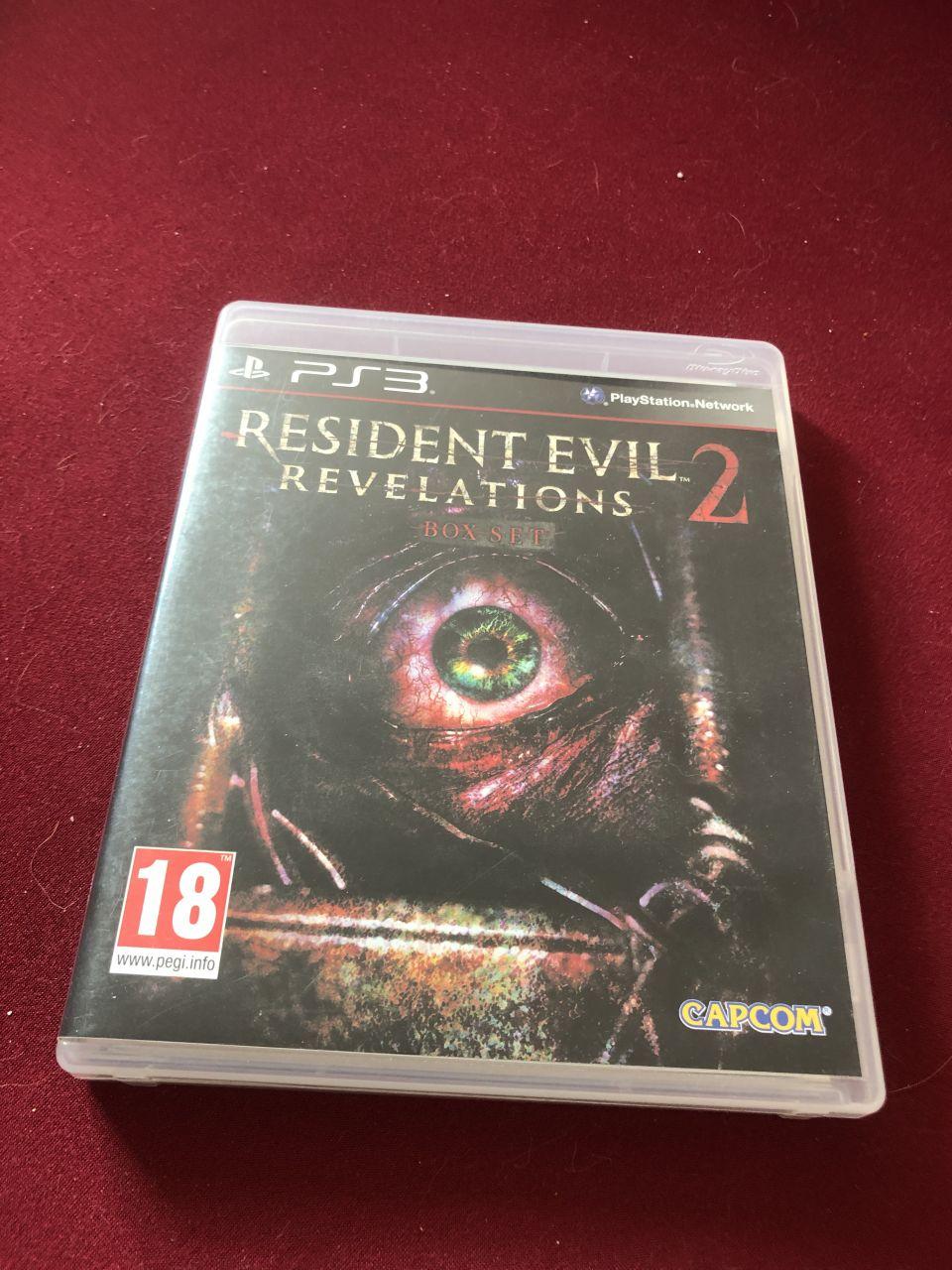 Image article Resident evil révélations 2