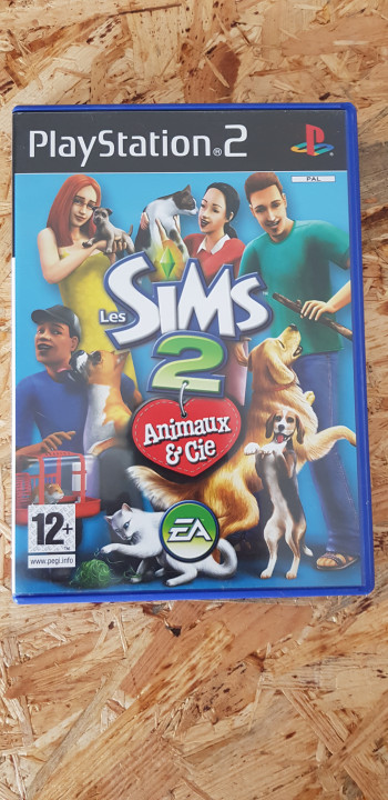 Image article SIms 2 Animaux & Cie