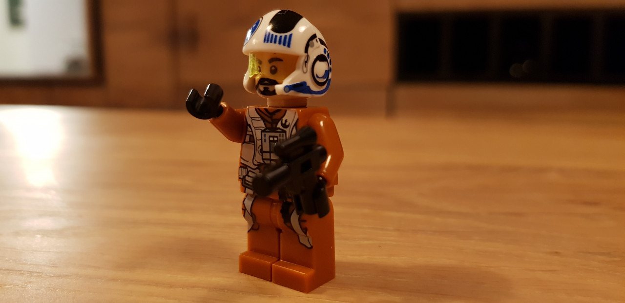 Image article Personnage Lego - StarWars