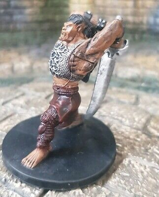 Image article Half-Ogre Barbarian #18 Underdark