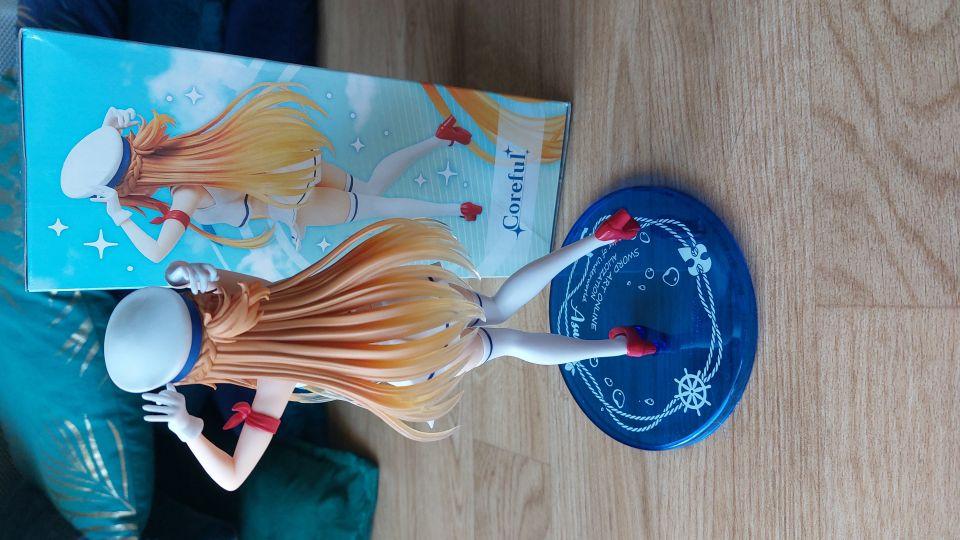 Image article Figurine Asuna Marine look version - Sword Art Online