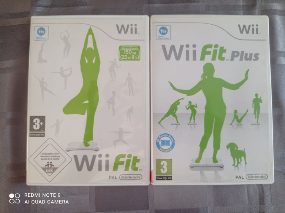 Image article Nintendo - Wii - Balance board + jeux