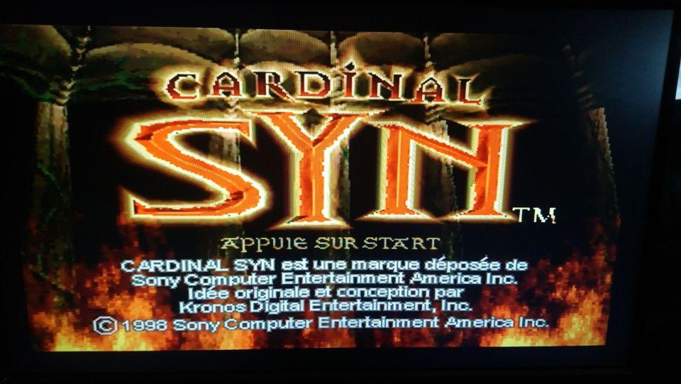 Image article Cardinal Syn Ps1