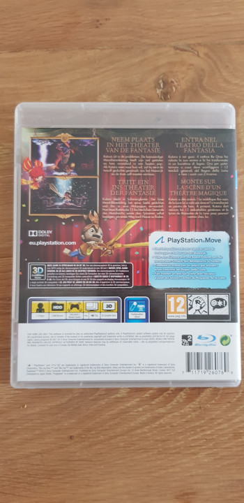 Image article Puppeteer ps3