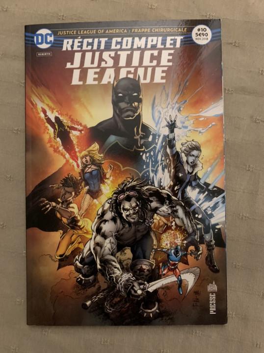Image article Justice league comics
