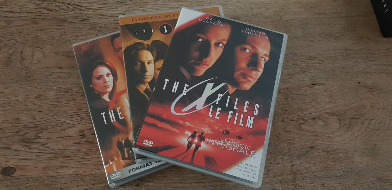 Image article The X-files anthologie 2 DVD