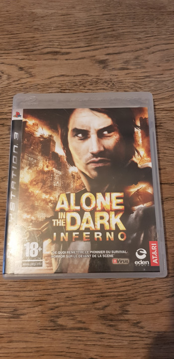 Image article Alone in the dark inferno ps3