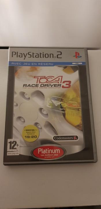 Image article Jeu PlayStation2 Toca 3