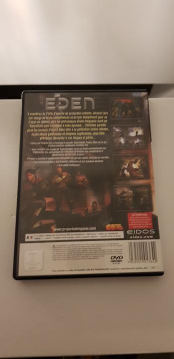 Image article Jeu PlayStation2 Eden