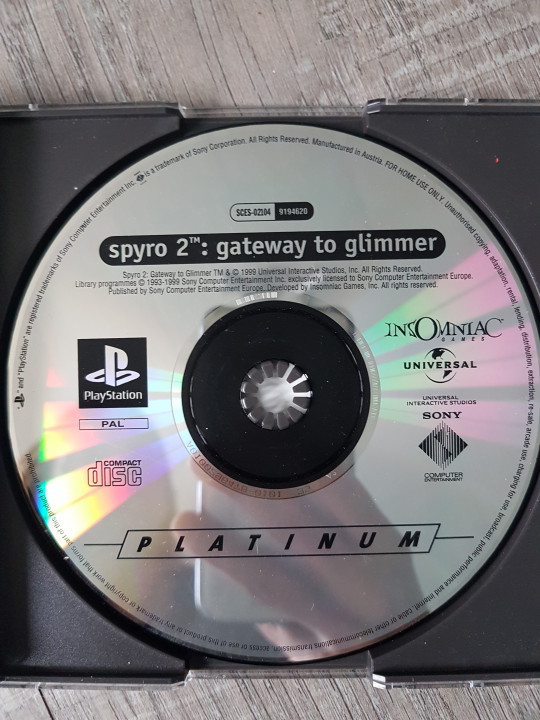 Image article Spyro 2 : Gateway to Glimmer