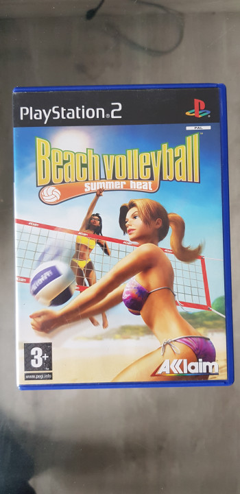 Image article Beach volley-ball ps2