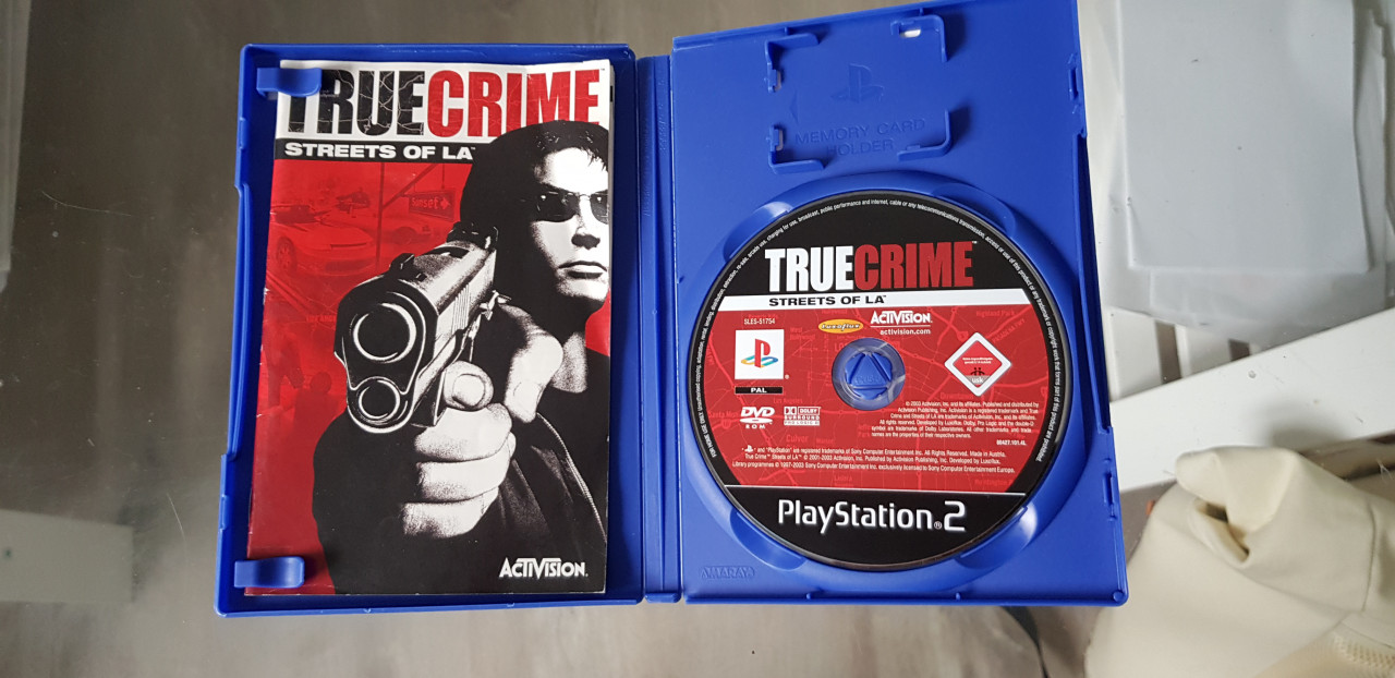 Image article True crime ps2