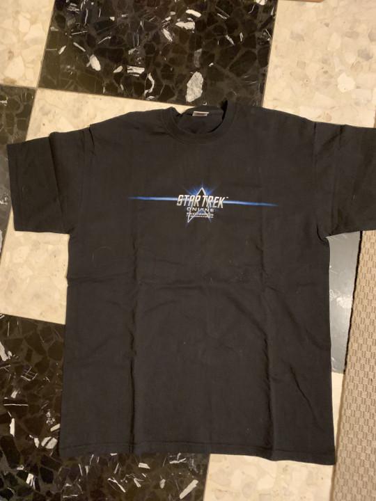 Image article T-shirt taille L star trek online