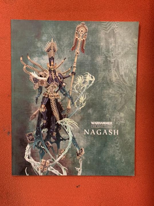 Image article Nagash et la fin des temps