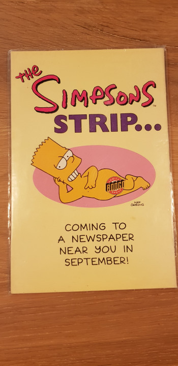 Image article The simpsons comics #44 1997