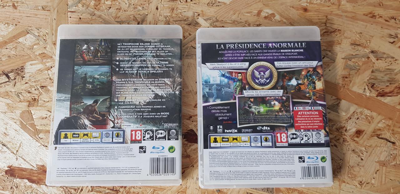 Image article Lot 2 jeux ps3