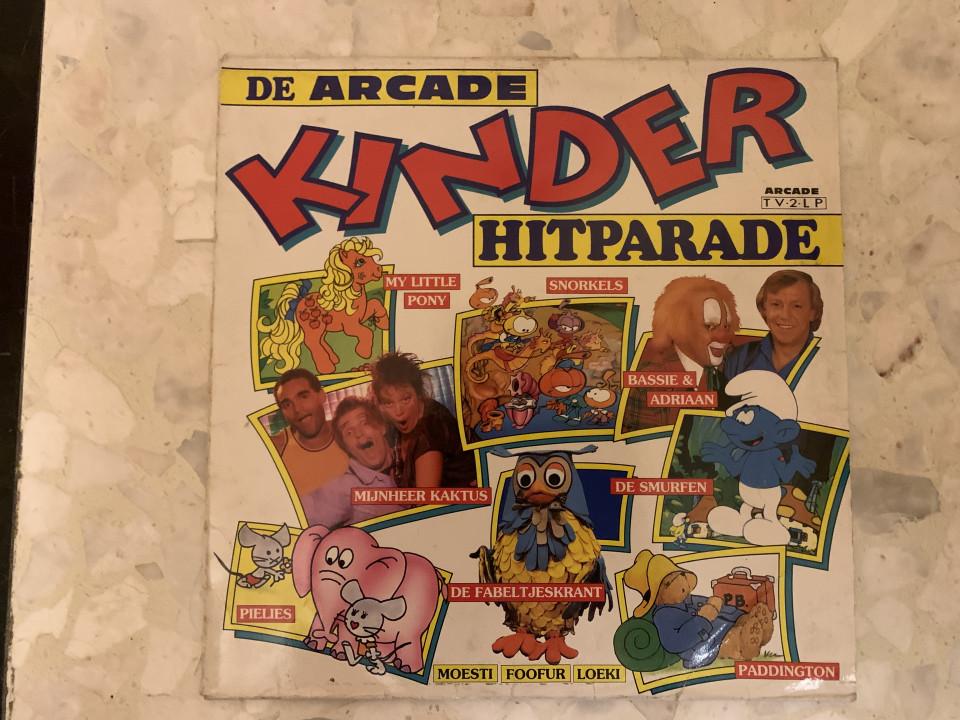Image article Vynil chanson pour enfant en néerlandais